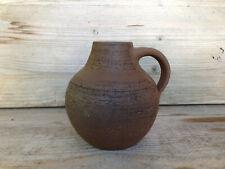 UNBEKANNT Vase / Mid-Century West German Pottery / sign/size 40/12 cm