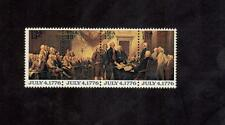 1691-94 Declaration Of Independence Strip Of 4 Mint/nh (Free shipping)