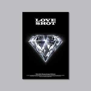 EXO - 5th Album Repackage [LOVE SHOT] US Seller
