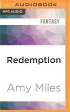 Arotas: Redemption 3 by Joshua Dalzelle and Amy Miles (2016, MP3 CD, Unabridged)