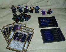 Yu-Gi-Oh! DungeonDice Monsters Accessory Lot – Figures/Dice/Cards w/Playmat