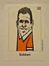 Tschutti Heftli Fußball EM 2008 Sammelsticker / Robben Niederlande ungeklebt