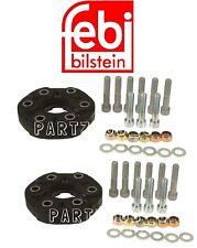 For Mecedes W203 W209 W211 W221 W204 R171 Set of Two Drive Shaft Flex Joints Kit