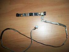 WEBCAM HP DV5 Pavilion + cavo flat collegamento cable camera