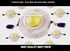 100 pcs 1Watt High bright Quality Power  LED light Lamp SMD Chip  best price