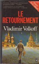 Vladimir Volkoff - Le retournement - espionnage. Pocket . Laverdet. 28/01