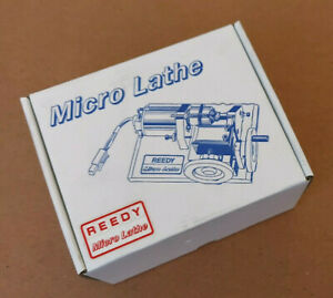 #SP-300 Reedy Micro Lathe/Comm Lathe, nearly complete (no item pickup)