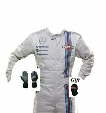 Martini Hobby kart race suit 2014 style