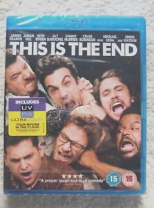 74531 Blu-ray - This Is The End [NEW / SEALED]  2013  SBRA1933UV