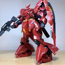 BANDAI RG 1/144 MSN-04 SAZABI Plastic Model Gundam