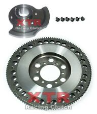 XTR 11LBS CHROMOLY RACE FLYWHEEL & COUNTER WEIGHT BALANCE FOR 04-11 MAZDA RX-8
