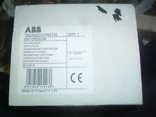 ABB .............................1SCA022537R2110 SWITCH FUSE 125A...NEW PACKAGED