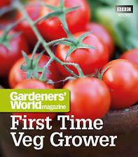 Gardeners' World: First Time Veg Grower, Cox, Martyn Paperback Book
