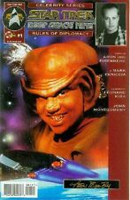 Star Trek ds9 Celebrity Series # 1: rules of diplomacy (Malibu, USA, 1995)