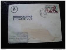 TAAF carte 11/1/62 - timbre - yvert et tellier n°19 (carte tachée) (cy4)
