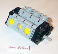Lego Technic 6 Cylinder Engine 8275 Piston Crankshaft
