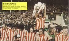SUNDERLAND FOOTBALL TEAM PHOTO>1972-73 SEASON