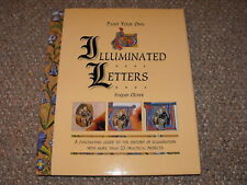 Paint Your Own Illuminated Letters Stepan Oliver HC/DJ