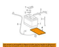 TOYOTA OEM 00-06 Tundra 4.7L-V8 Battery-Tray Bracket Holder 744310C010