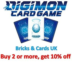 Digimon Card Game Double Diamond Dash Pack - Promo Cards