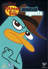 Phineas and Ferb: Animal Agents  (UK IMPORT)  DVD NEW