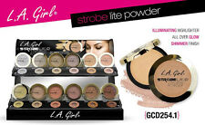 ( 12 COLORS FULL SET ) LA Girl Strobe Lite Strobing Powder - Highlight & Glow