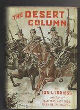 ION IDRIESS  'DESERT COLUMN ' 1933 5TH  EDITION