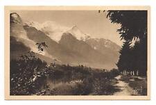 chamonix-mont blanc   le miroir du mont blanc  (a0116)