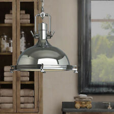 Vintage Pendant Light Large Chandelier Lighting Bar Ceiling Light Office Lamp