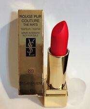 Yves Saint Laurent Rouge pur Couture The Mats Shade 223 Coral antimainstream T