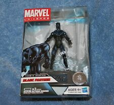 Marvel Universe BLACK PANTHER Figure w/ Light Up Collector Base Infinity Wars