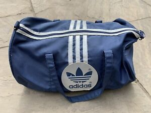 Vintage Adidas Bag, Made In Taiwan 80s