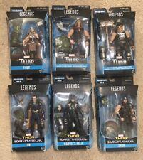 Marvel Legends Thor Ragnarok Series: Hulk BAF Lot Thor, Loki, Hela, Ares, etc.