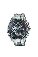 Men's Casio Edifice EF-543D-1AV Sport Watch Chronograph Stopwatch Date Display