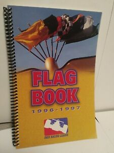 1996-1997 Pep Boys Indy Racing League Official Media Guide Fact Book M 146