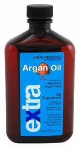 JHERI REDDING BY RUSK EXTRA MOROCCAN ARGAN DEEP SHINE OIL HAIR TREATMENT 8.4 OZ