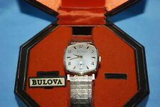Stunning old Bulova 10k rolled gold mechanical watch - in excellent condition