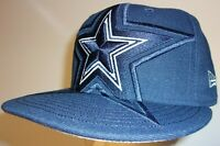 New Era 9Fifty Dallas Cowboys NFL Football Cap Hat Snap Back authentic snap back