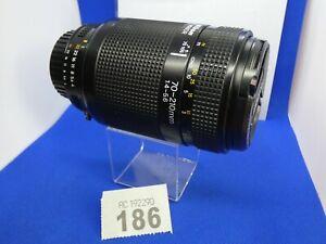 Nikon Nikkor AF 70-210mm f/4.0-5.6 AF Lens