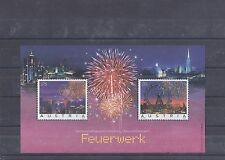 Österreich 2006 ** Block 34 Feuerwerk ohne Hülle Bauwerke Postfrisch siehe scan