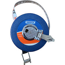 Draper 10M (33ft) Fibreglass Measuring Tape with Holding Claw NEW