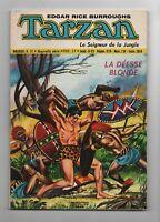 TARZAN le seigneur de la jungle. Mensuel Sagédition nouvelle série n°12 - 1973
