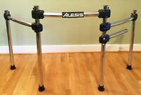 "NEW- Alesis Surge Chrome E-Drum Steel Stage Rack Expansion/Replacement-1.5"" Tube"