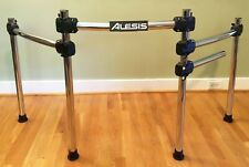"""NEW- Alesis Surge Chrome E-Drum Steel Stage Rack Expansion/Replacement-1.5"""" Tube"""