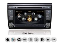 Fiat Bravo Autoradio ANDROID GPS Touchscreen Navigation DVD Bluetooth WIFI USB