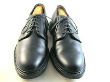 "Allen Edmonds  ""LEEDS"" Oxfords 9 D Black  (18)"