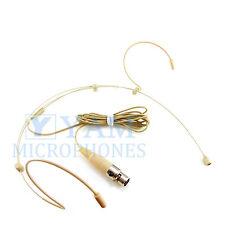 Double Hook YAM Skin HM3-C4AV Headset Mic For Electro Voice RE-2 RE-1 Bodypack