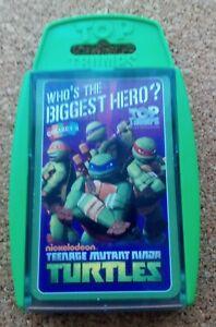 Top Trumps - Teenage Mutant Ninja Turtles - 2014 (Complete Set)