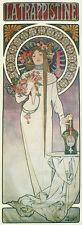 La Trappistine, 1897 by Alphonse Mucha Giclee Canvas Print 9x25