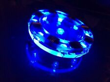New Arc Reactor Blue Light Home Made Wireless  Battery Operated...